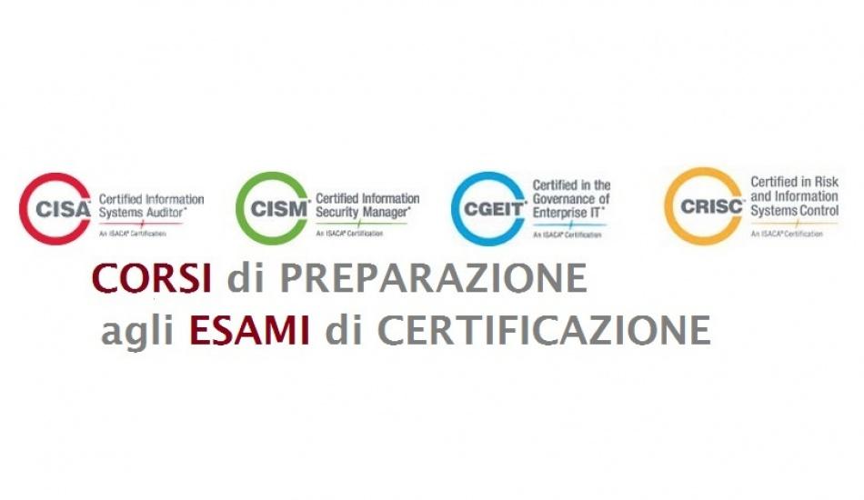 Corsi di preparazione agli esami di certificazione