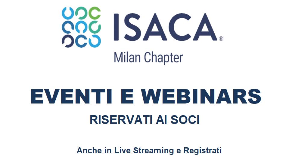 Eventi ISACA Milan
